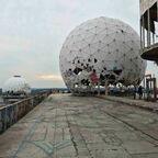 Berlin Radaranlage 📡 NSA Fieldstation