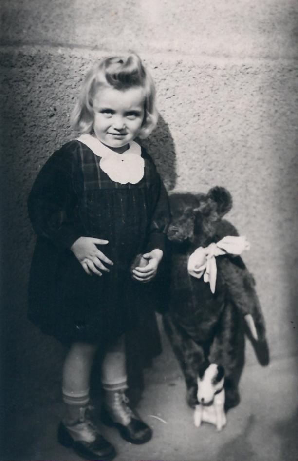Johanna Rühl (Hanni, geb. Wernecke)