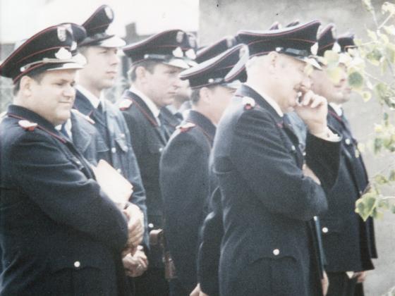 Feuerwehr Königstädten - 40. Jubiläum 5. - 8.6.1970