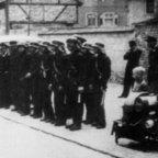 Feuerwehr Königstädten - Feuerwehrübung 1955