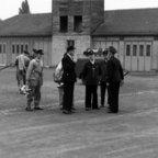 Feuerwehr Königstädten - Grundlehrgang Kassel 1958 - Lagebesprechung