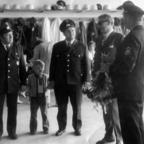 Feuerwehr Königstädten - Ehrung 25 Jahre Freiwillige Feuerwehr
