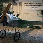 Fokker E III - Jagdflugzeug - 1915
