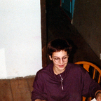 Special Guest in Berlin-Kreuzberg - Herberge 1988 - Didi Hagen
