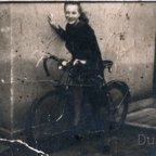 Speed Bike Girl Jadwiga Wloch - Poland - 1938