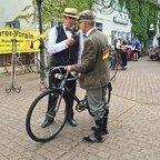 Opel-Fahrrad-Fest Königstädten Opel Bicycle Party