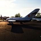 MiG Jagdflugzeug - DDR