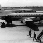Convair CV-240 - 1960 - Flugdienst GmbH - Pan Am - München-Riem