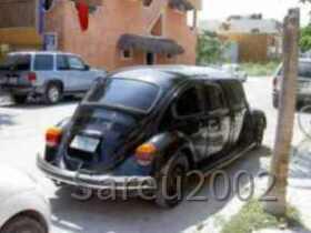 VW Käfer Limousine von Sareu2002 - Helmut Salomon