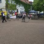 Opel 1888 Radfahrerverein Rüsselsheim - Fahrradfest Königstädten - Opel 1888 Bicycle Club