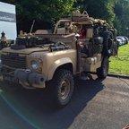 Militärfahrzeug - Jeep - Land Rover