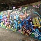 Berlin - Teufelsberg - Graffiti - Bad Photo Of Urban Graffiti