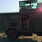 Mobile Flugsicherunganlage - Platzkontrollstand FSA-70 im Einsatz