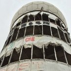 Berlin - Teufelsberg - Field Station - Horror Tower - Horror Turm