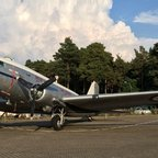 Douglas DC-3 - Rosinenbomber - Australien - Flugplatz Berlin-Gatow