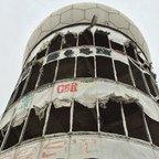 Berlin - Teufelsberg - Field Station - Horror Tower - Horror Turm