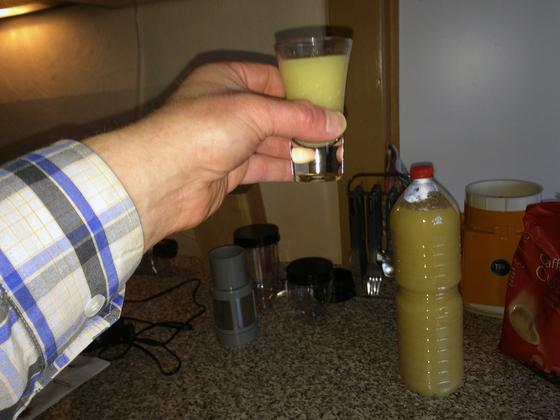 Prost - Zitronen Knoblauch Kur - Gesundheit und Heilung