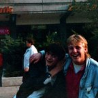 Brothers In Arms - Tagestrip nach Ost-Berlin - 1988