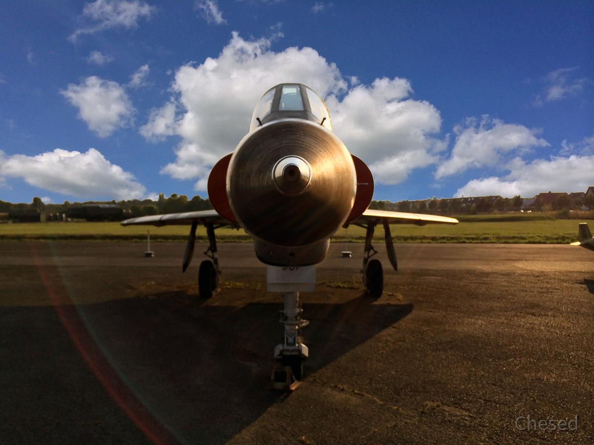 Dassault - Mirage IIIE - Jagdflugzeug