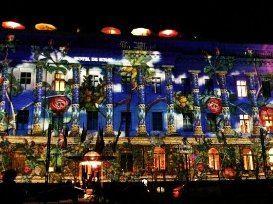 Festival of Lights - am Bebelplatz