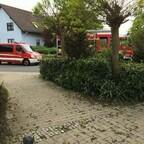 Feuerwehreinsatz - Nauheim - 2014 - Am Riel - Entenstraße