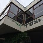 Berlin - Teufelsberg - Field Station - Kantine der Mitarbeiter