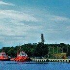 Gdańsk Westerplatte - Denkmal