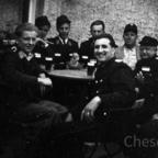 Feuerwehr Königstädten - Ausflug 1950 - Party