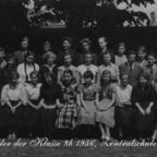 Klasse 8b 1956 Zentralschule - Lehnin-Zauch Belzig