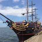 Piratenschiff - Sopot