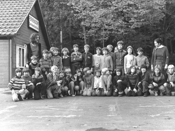 Klassenfahrt in Ober-Seemen 1977