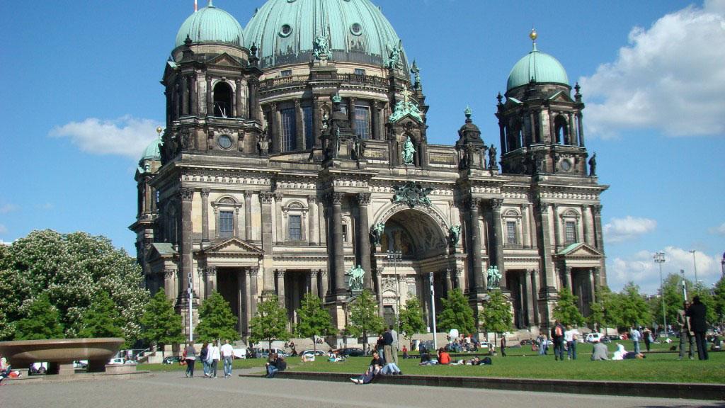 Berliner Dom - Evangelischer Dom - Kirche