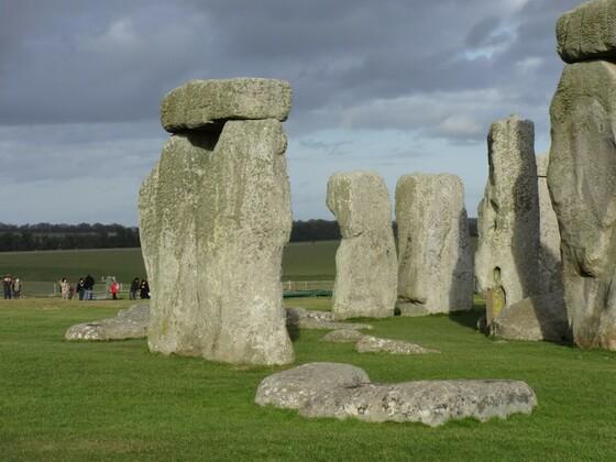 Stonehenge - Megalith Steine