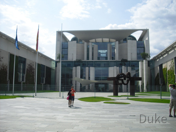Bundeskanzleramt - Berlin
