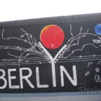 East Side Gallery - Berlin - Graffitis - Berlin-Tokyo-New York