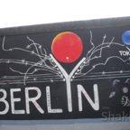 East Side Gallery - Berlin - Graffitis - Berlin-Tokyo-New York