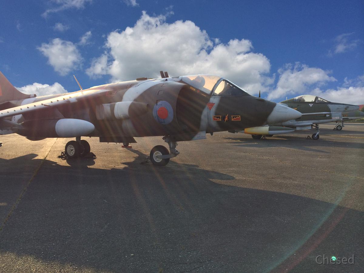 """Hawker """"Harrier"""" GR Mk.1"""