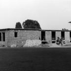 Feuerwehr Königstädten - Maschinistenlehrgang Kassel 1958 - Baustelle Neubau