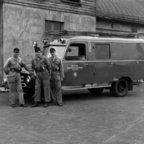 Feuerwehr Königstädten - Gruppenführerlehrgang Kassel 1958 - Easy Job