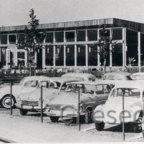 Frankfurt Flughafen - Besucherrestaurant - 1956
