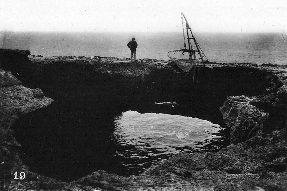 Royan 1940 - LA GRANDE COTE - Le Puits de Lauture