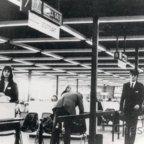 Frankfurt Flughafen – Airport Frankfurt – Inlandhalle – Gebaut 1966