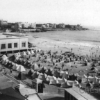Royan 1940 - PONTAILLAC - Vue générale de la Plage