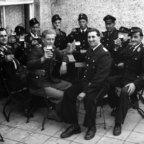 Feuerwehr Königstädten - Ausflug 1950 - Feier