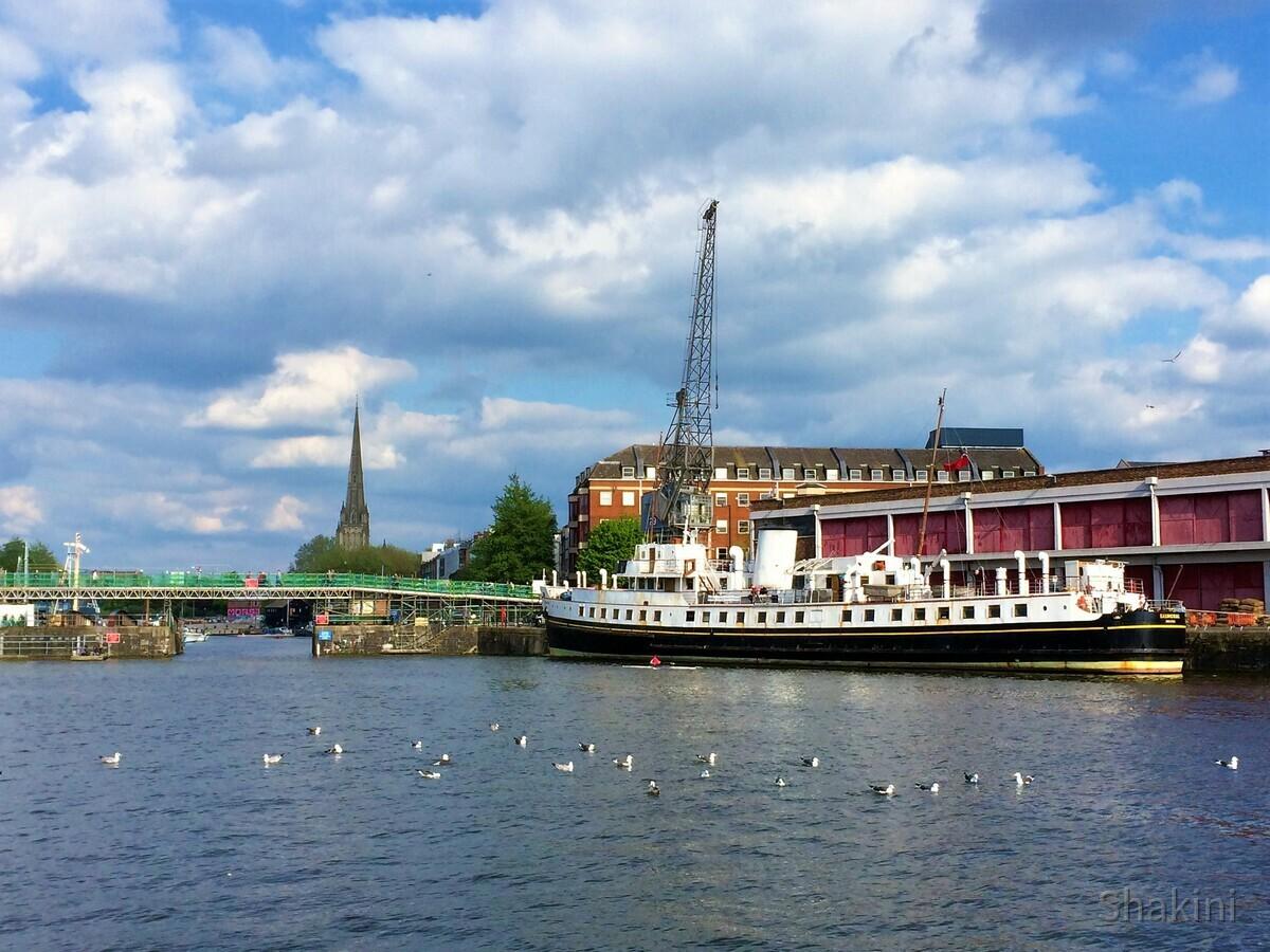 Bristol - Hafen