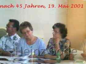 Panorama-Test-Klassentreffen Jahrgang 1941 Zentralschule - Kloster Lehnin 19.05.2001