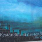 East Side Gallery - Berlin - Graffitis - Beständigkeit der Ignoranz