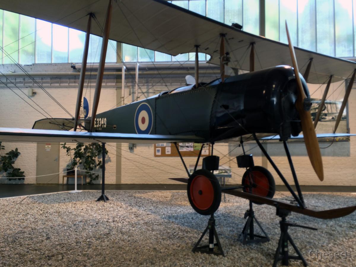 Avro 504 - Schulflugzeug - England - 1913
