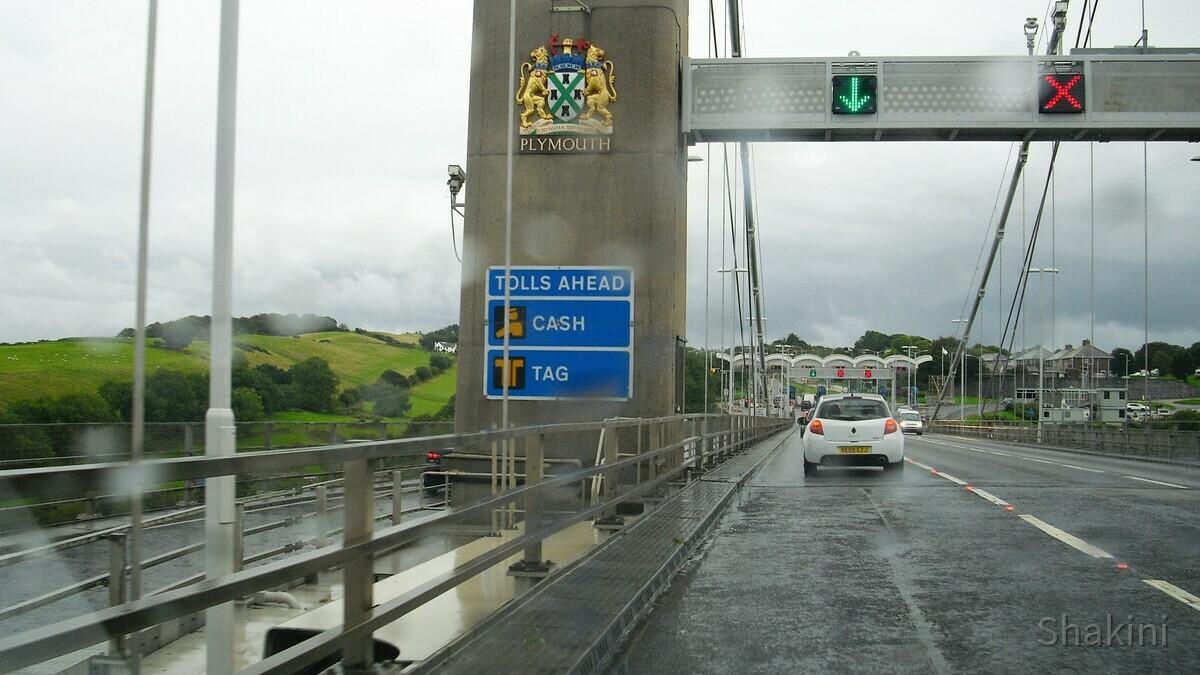 Royal Albert Bridge bei Plymouth