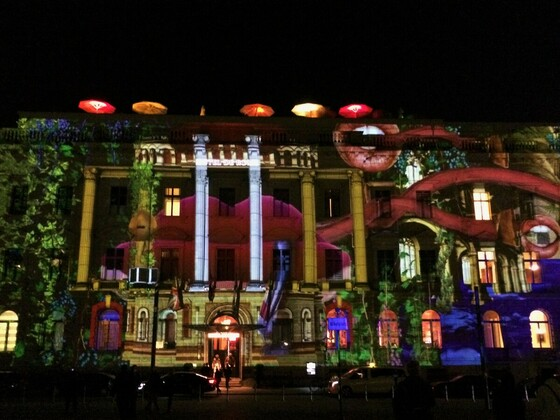 Festival of Lights am Bebelplatz